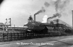 Summit Colliery, Kirkby